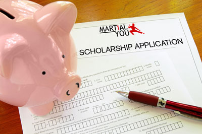 MARTiALYOU Independent Scholarship Application 400
